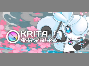 TREMA PHOTOSHOP, ARRIVA KRITA! - L'alternativa open source a Photoshop